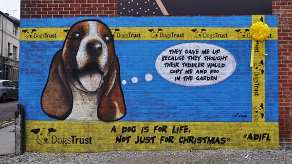 "A Dog Is For Life, Not Just For Christmas"" Eye-Opening"