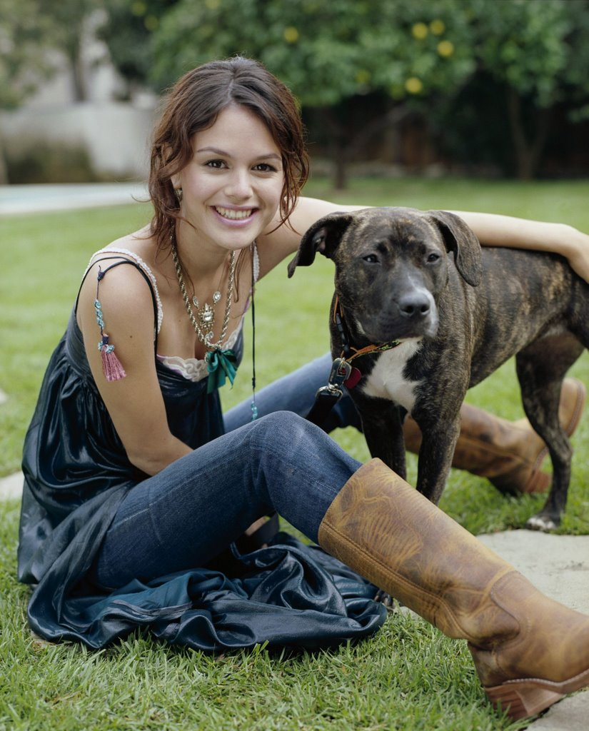 19 Celebs Who Are Obsessed With Their Pit Bulls