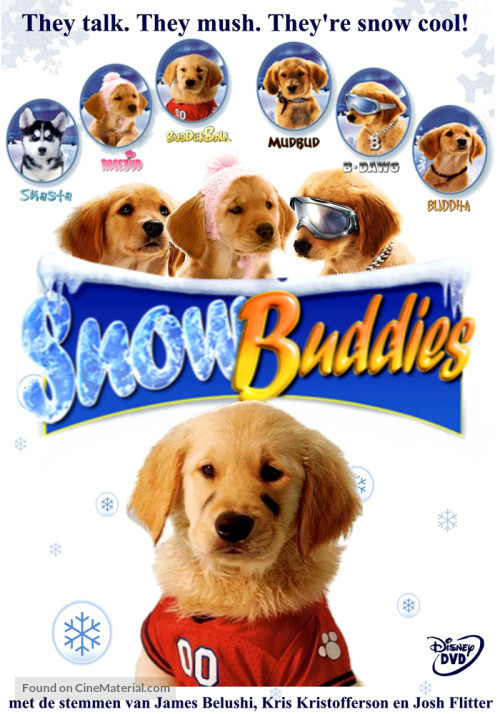 Snow Buddies Dog Names