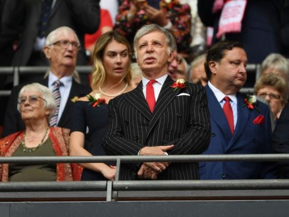 Arsenal owner Stan Kroenke drops bloodsports from hunting channel